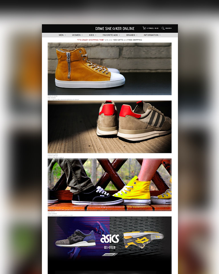 Drme Sneaker Online
